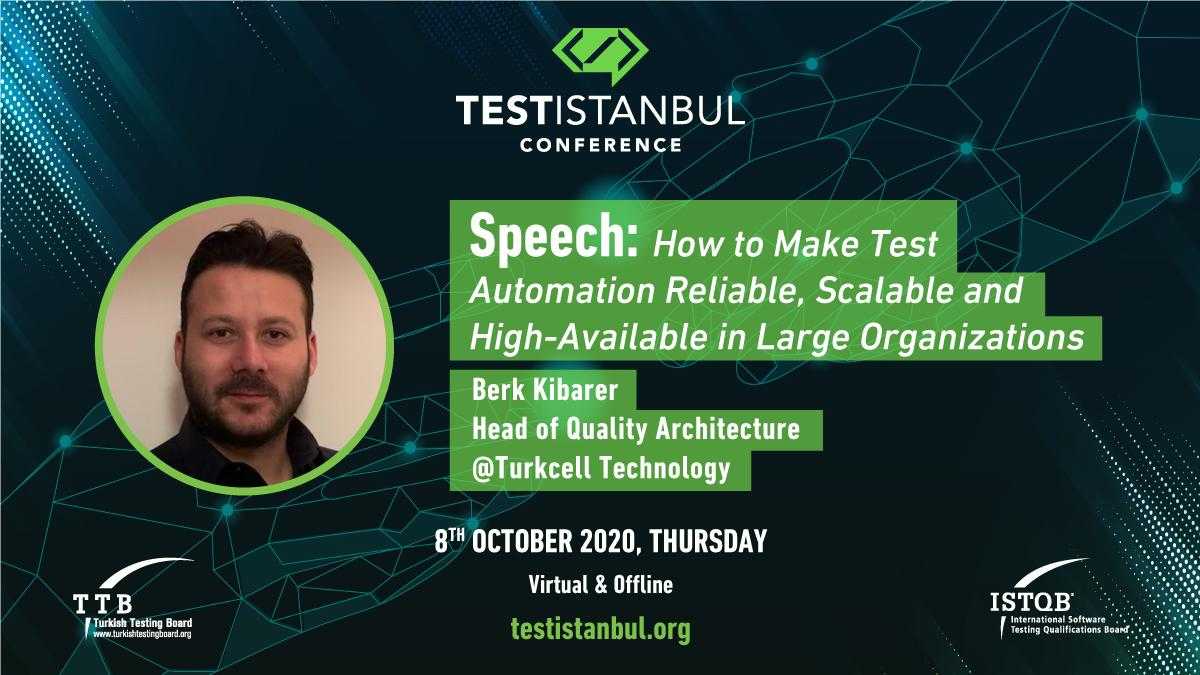 How to make test automation reliable, scalable and high-available in large organizations
